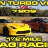 Twin Turbo Viper vs McLaren 720s