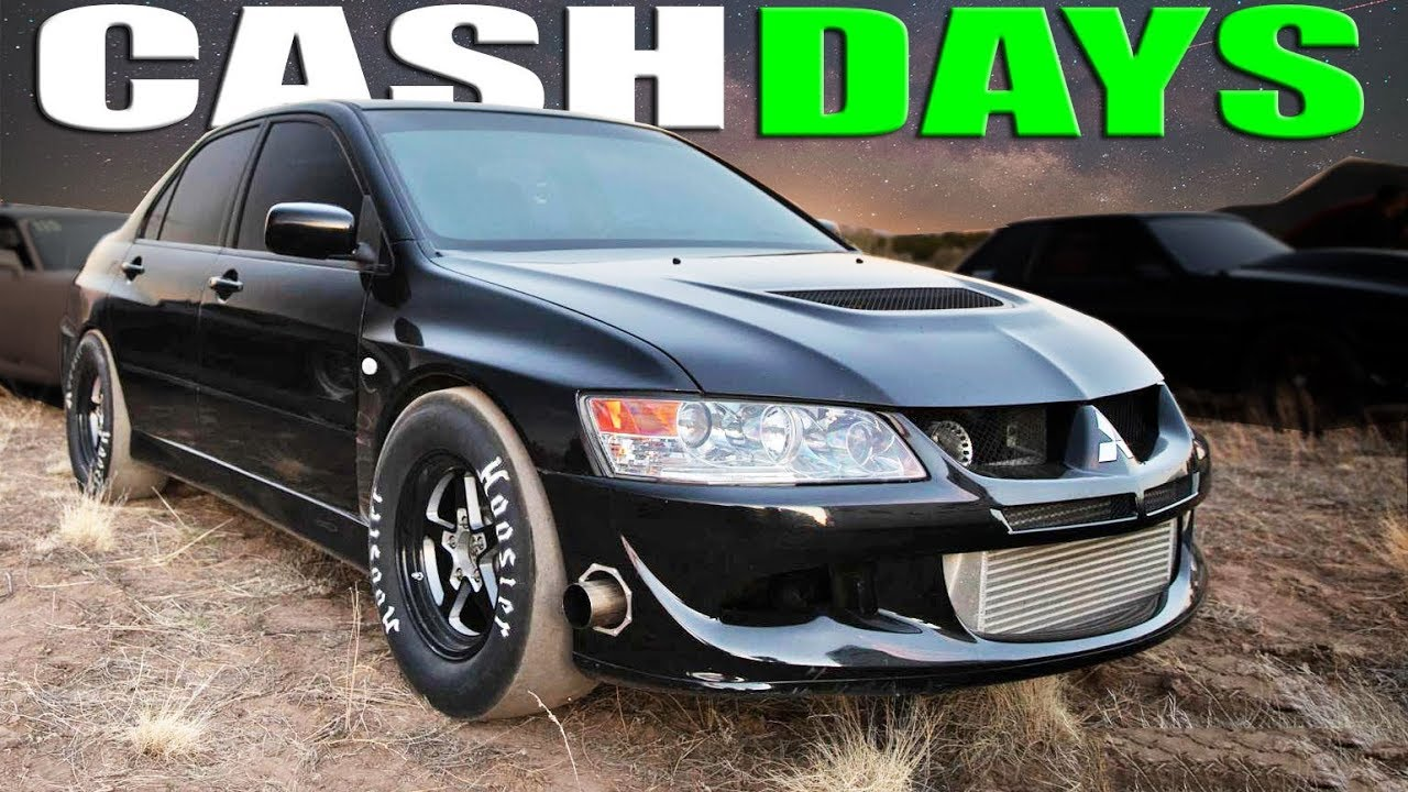 New Mexico Cash Days – Big Money Street Drags