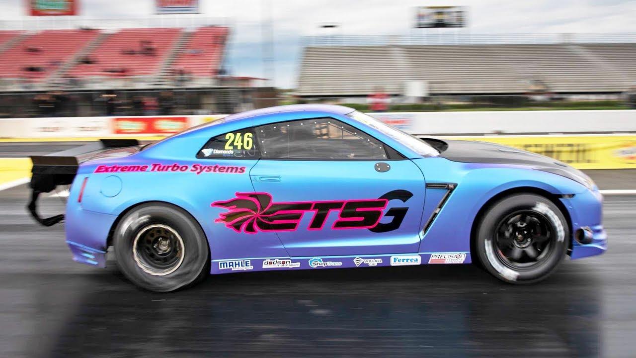 New U.S. GT-R Quarter-Mile Record