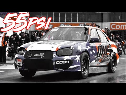 Dirty Racing – 8-Second Subaru WRX