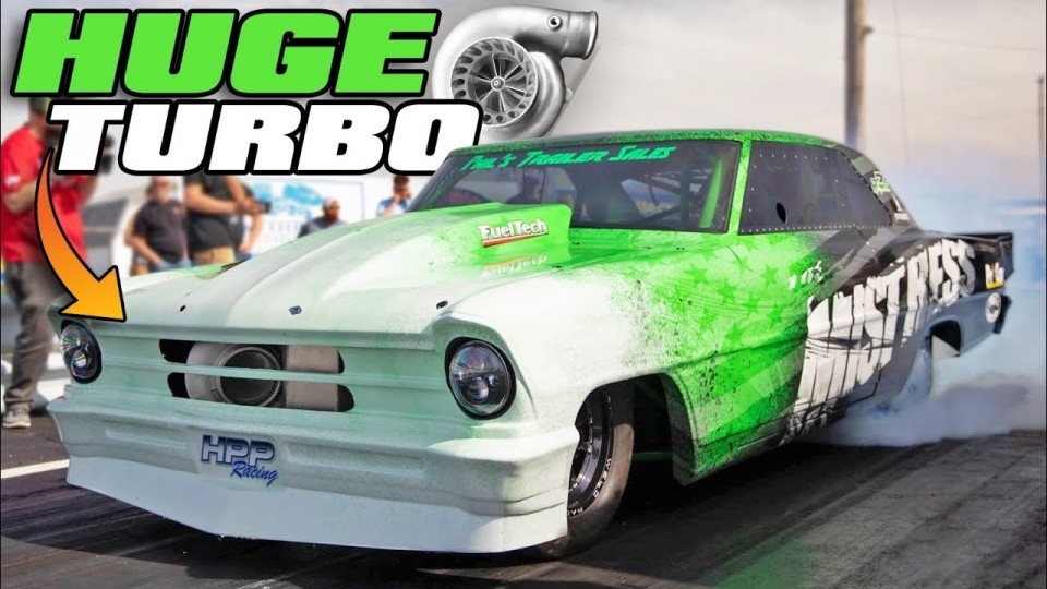 Huge Turbo Mistress – New King of No-Prep