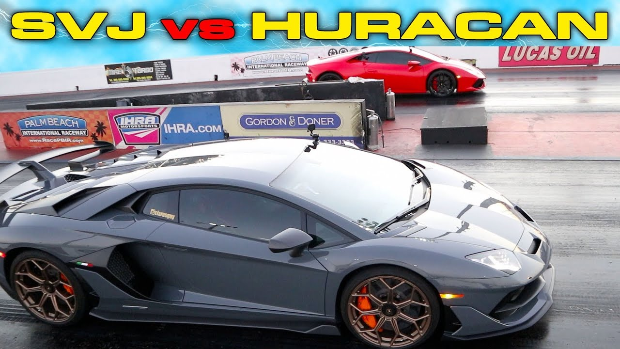 Brooks Weisblat races SVJ vs Huracan