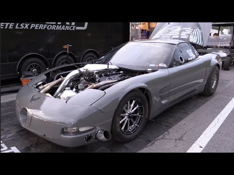 Turbo Vette – 2500HP Brute