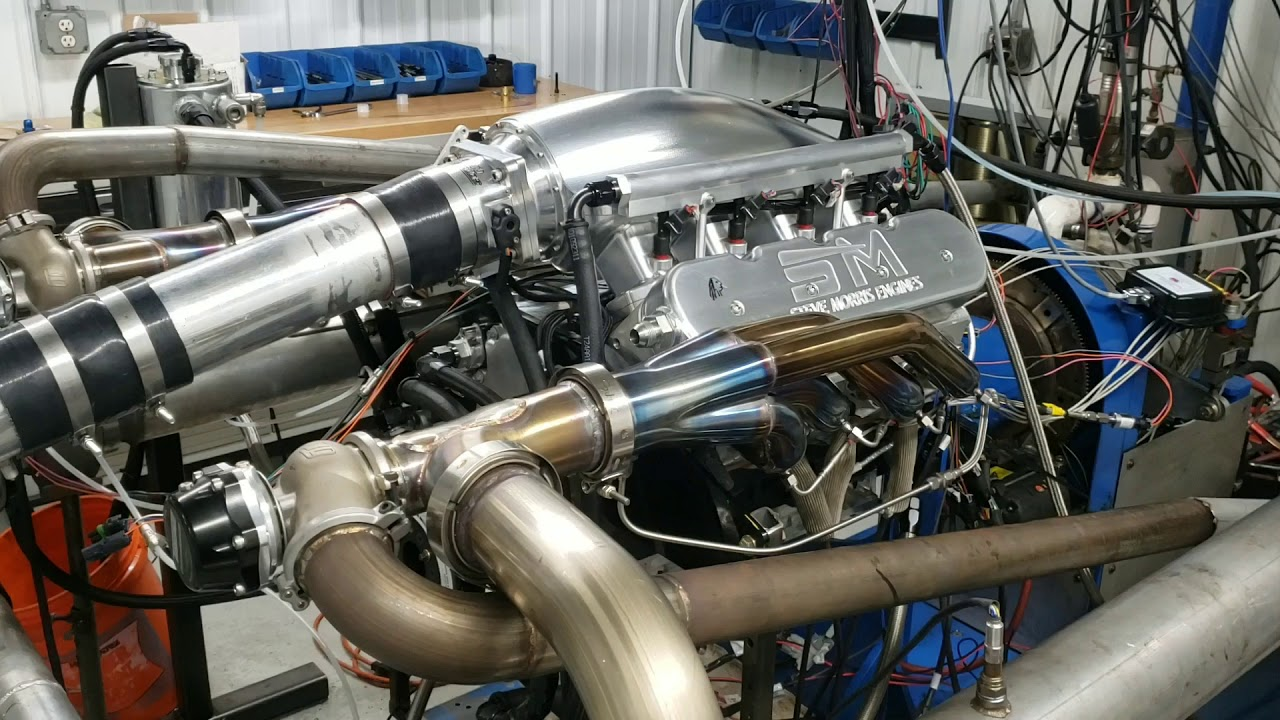 2700HP LS Engine – Dyno Test