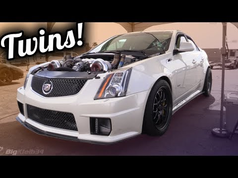 9-Second Cadillac – Best Engine
