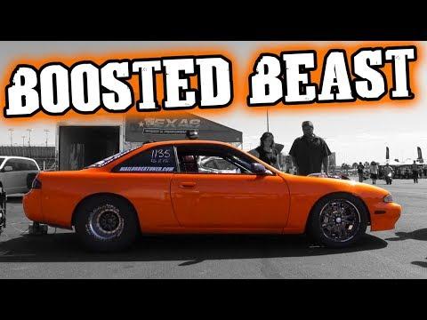 Nissan 240Sx – Boosted LSx Transplant