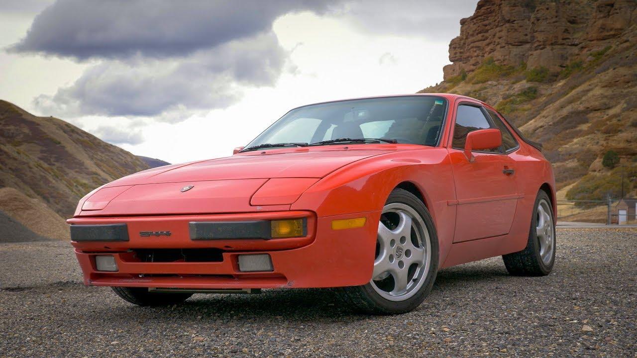 Porsche 944 LS Swap – Street Hits