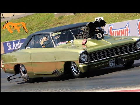 Superstitious 2500HP Nova – No Prep Ride Along