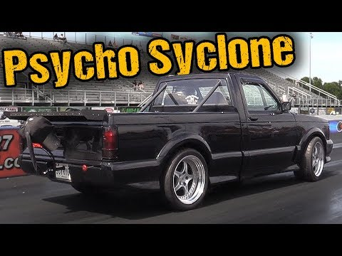 AWD GMC Syclone – Turbo LS Swap