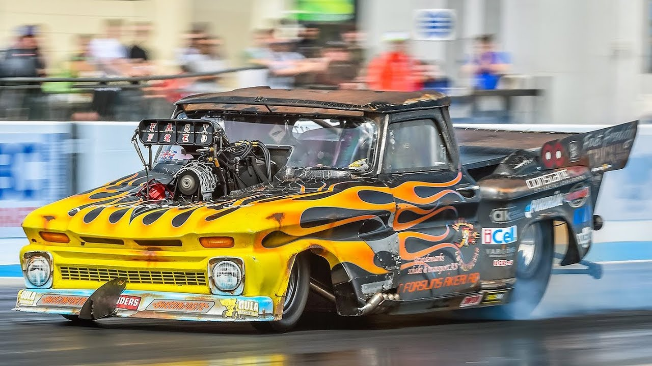 Fast Fred – 5-Second Chevrolet C10