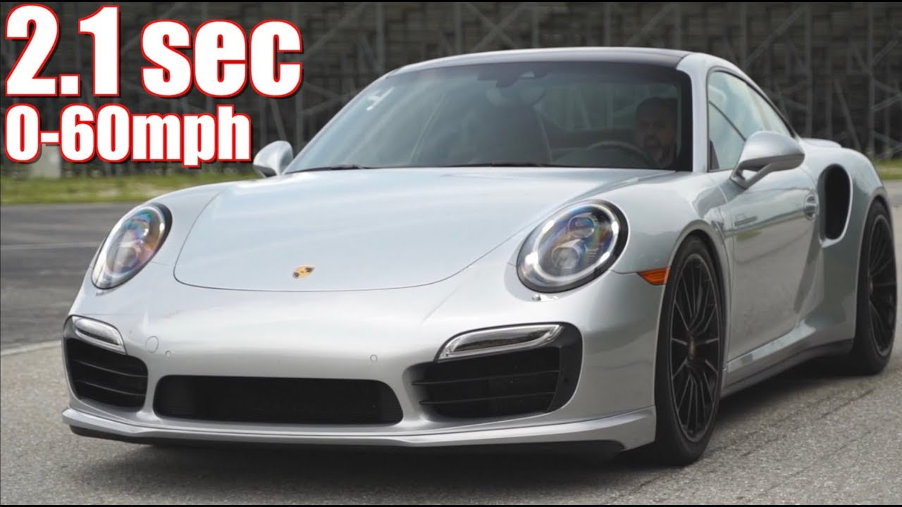 Turbo Porsche – 9-Second Quarter-Mile