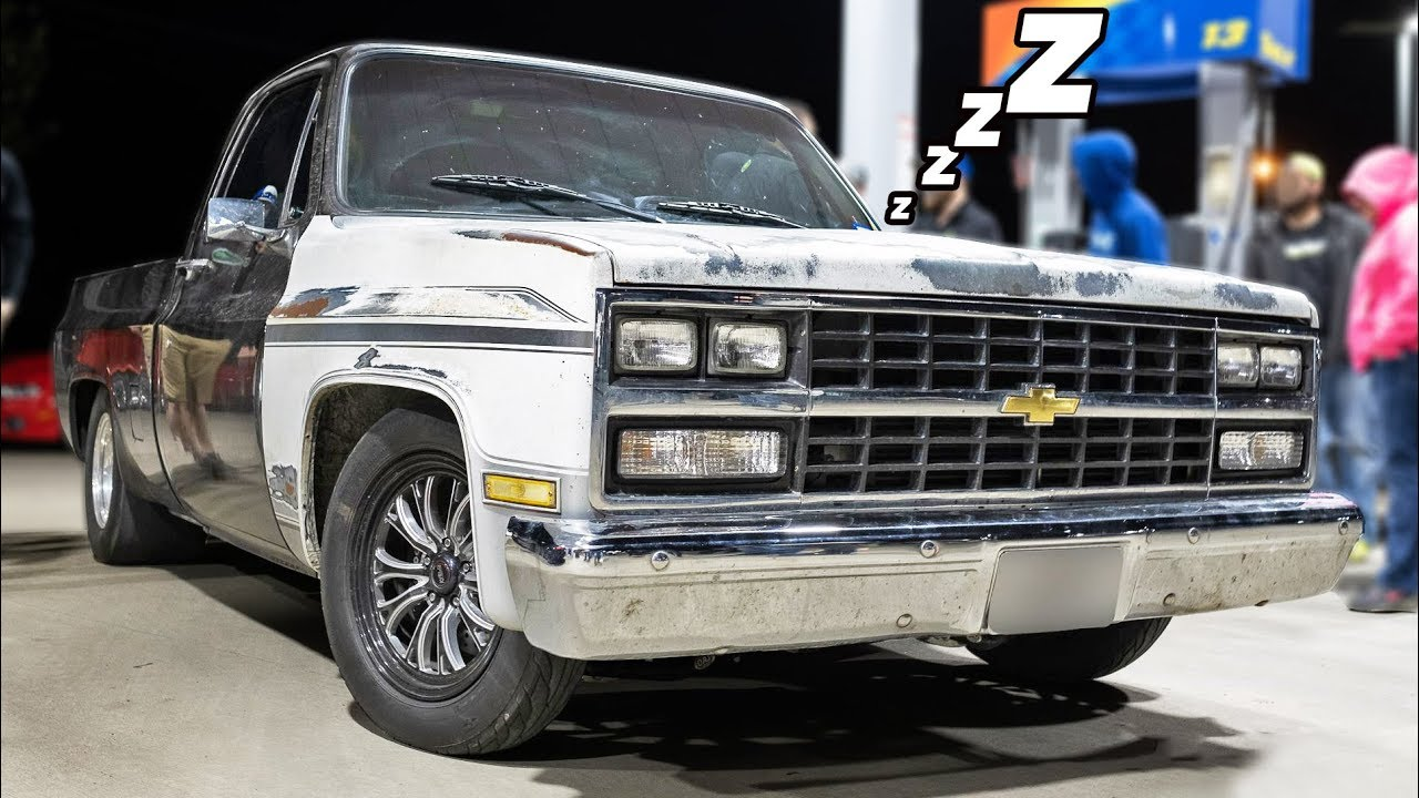 Chevy C10 Sleeper Terrorizes Texas Streets