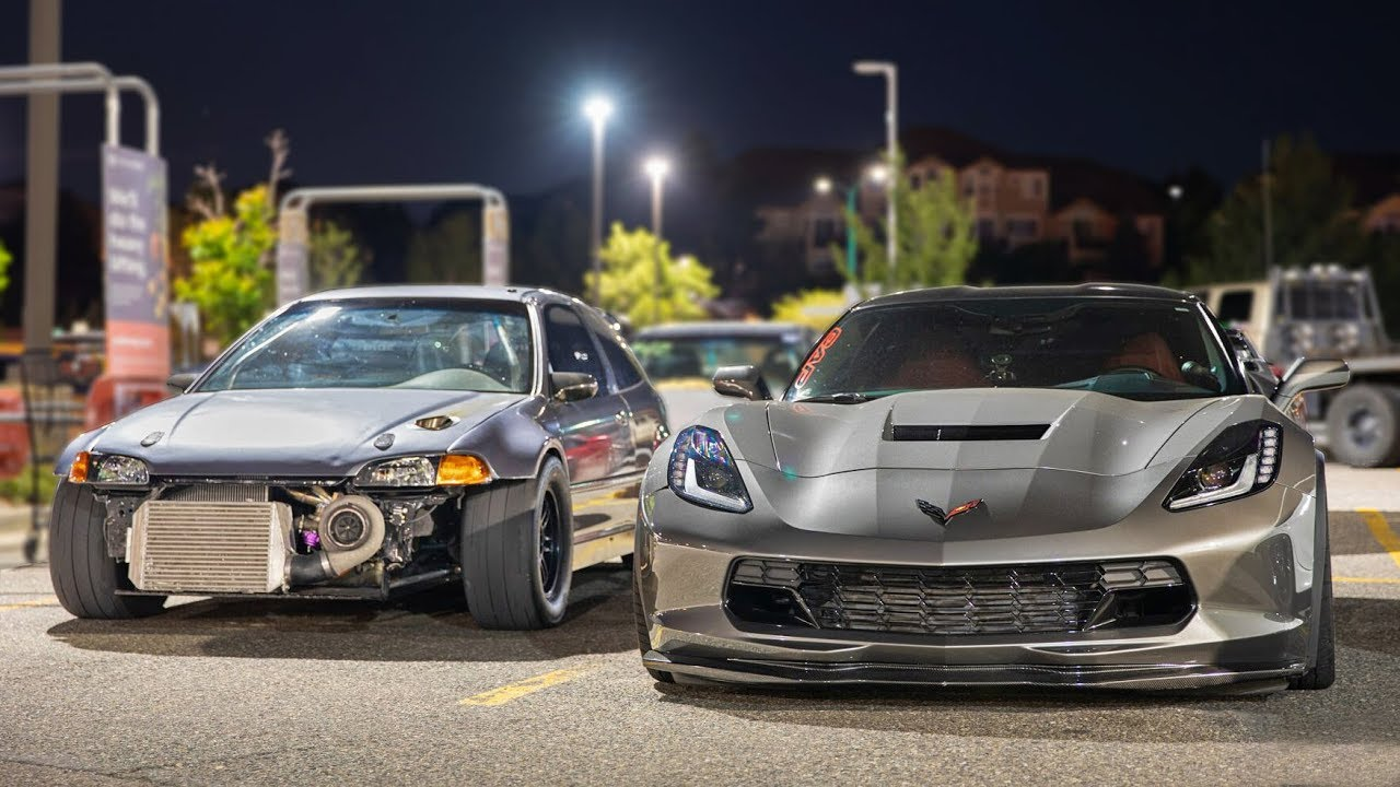 Nitrous McLaren vs. Whipple CTS-V, Big Turbo R35 GT-R