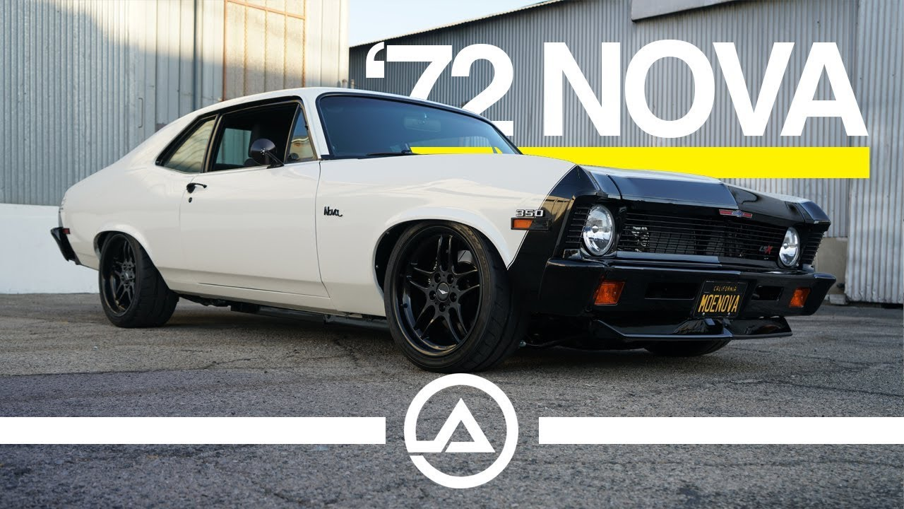 Torque Monster – 1972 Nova LSx NA