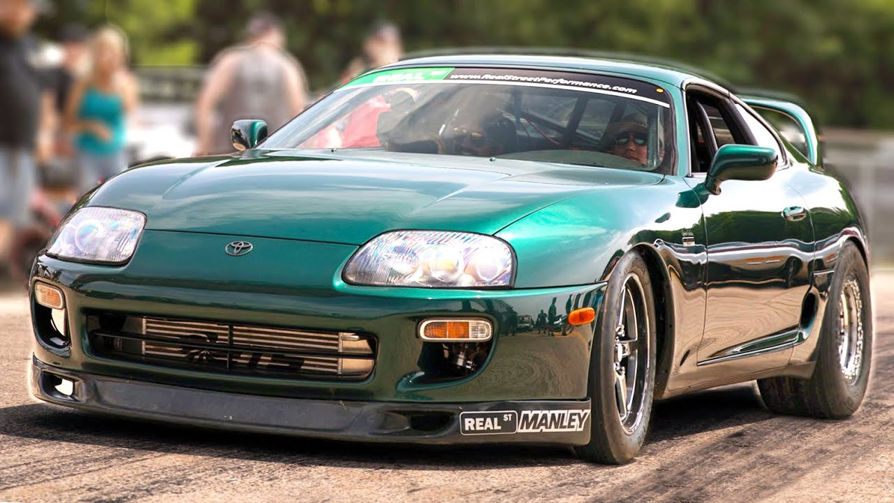 Import Wins Outlaw Armageddon – Real ST Supra