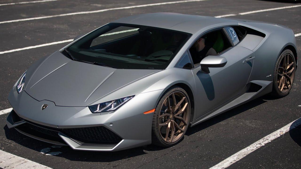 McLaren vs. Lamborghini vs. Fox Body