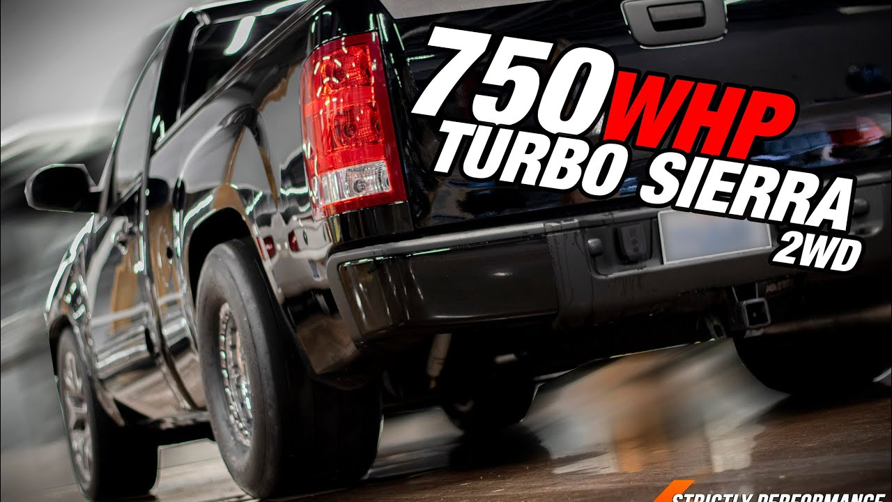 Turbo GMC Sierra – Double the Output