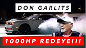 Big Daddy Don Garlits Drives 1000HP Redeye