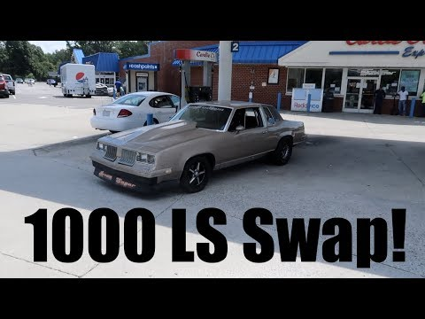 Brown Sugar – Turbo LS Swapped Olds Cutlass
