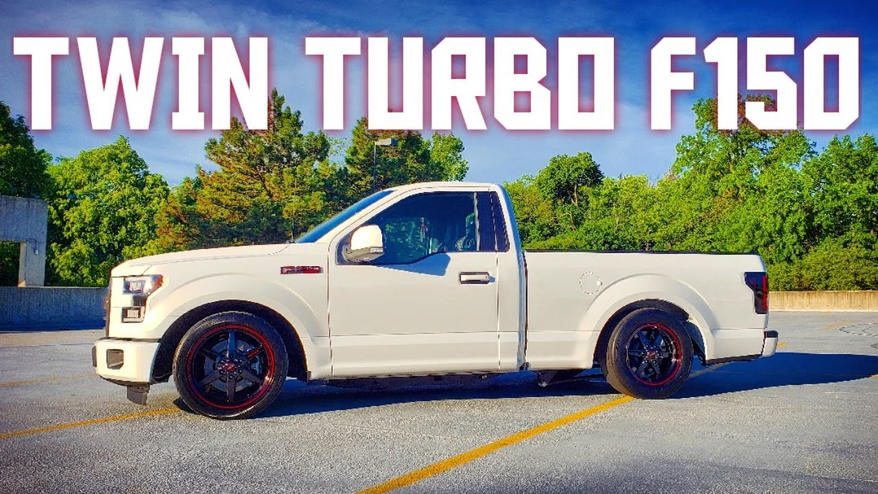 Sweet Ford F-150 – Turbo Coyote Masterpiece