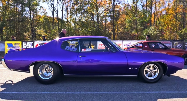 1969 Pontiac GTO Turbo – 7-Second Beast