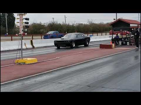 New Challenger Hellcat World Record