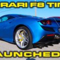 Ferrari F8 Review and Launch Control Testing