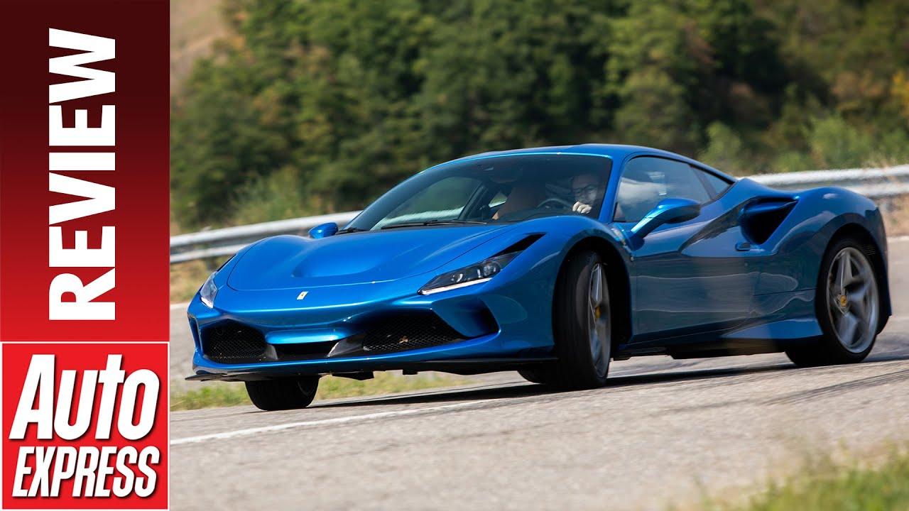 2020 Ferrari F8 Tributo – Track Test