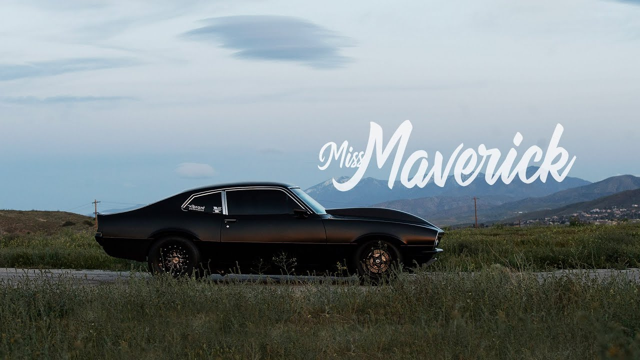 Tess Wood – Supercharged Ford Maverick