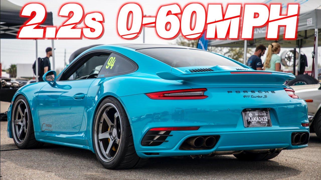 Cicio Porsche 911 Turbo S – 900HP Beast