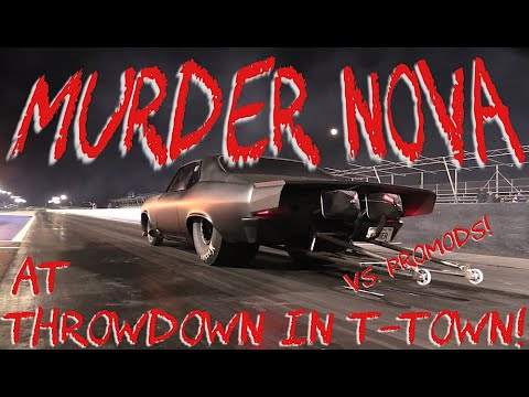 Murder Nova Goes Rounds at Throwdown in T-Town 2020