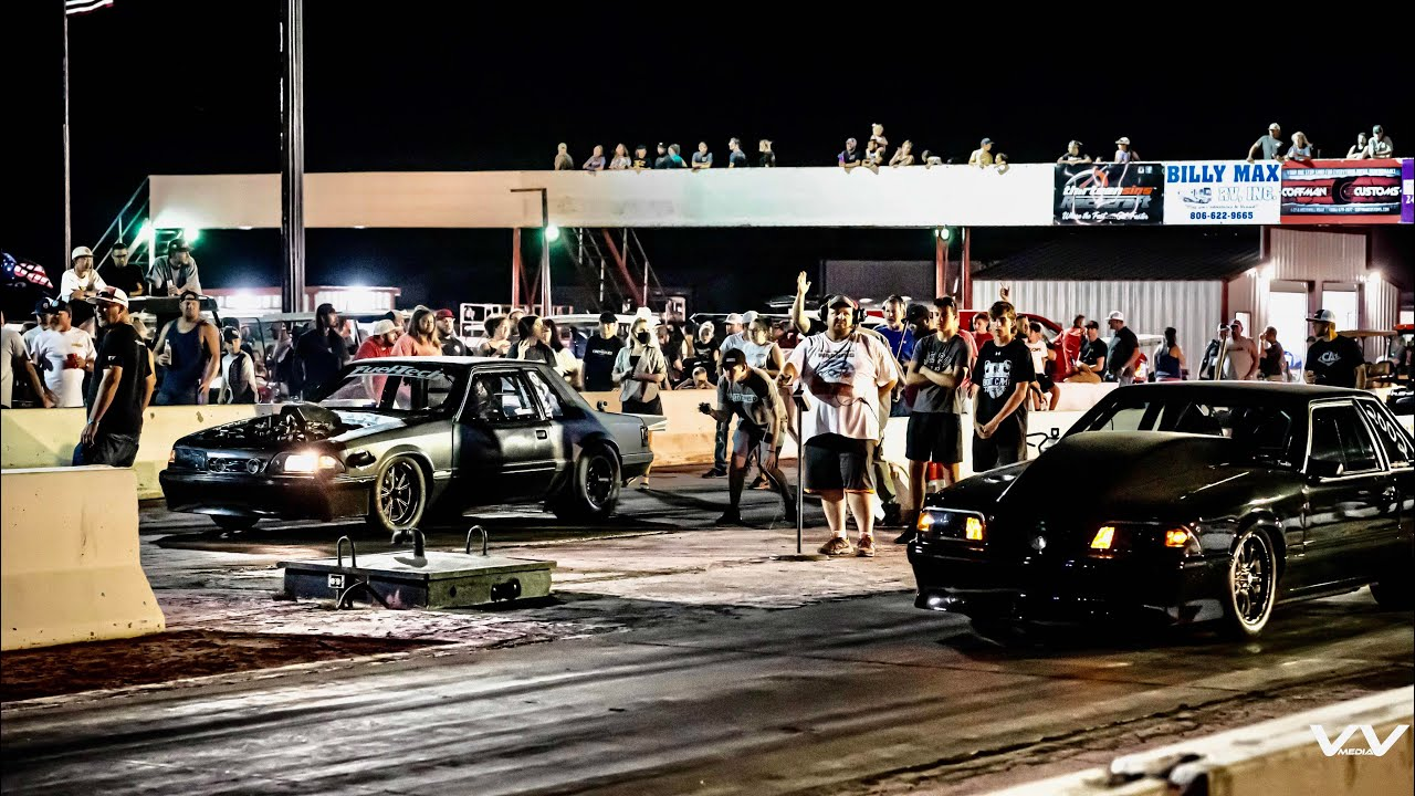 Amarillo Funny Car Chaos – Small Tire Shootout