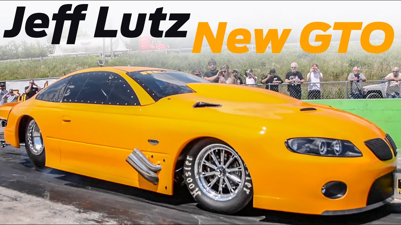 Kings of No Prep – New Lutz GTO vs. Fireball Camaro and Death Trap Mustang