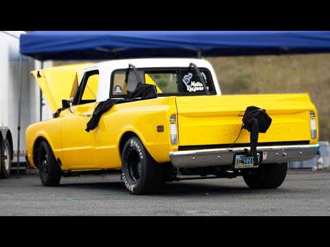 Street Car Takeover Denver – 8-Second Classic Chevy C-10