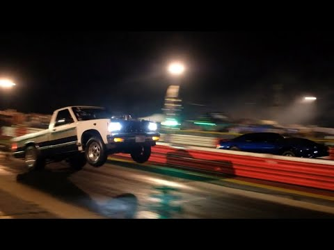 The Kid and Tommy Two Guns – S10 Siblings Take to the Drag Strip