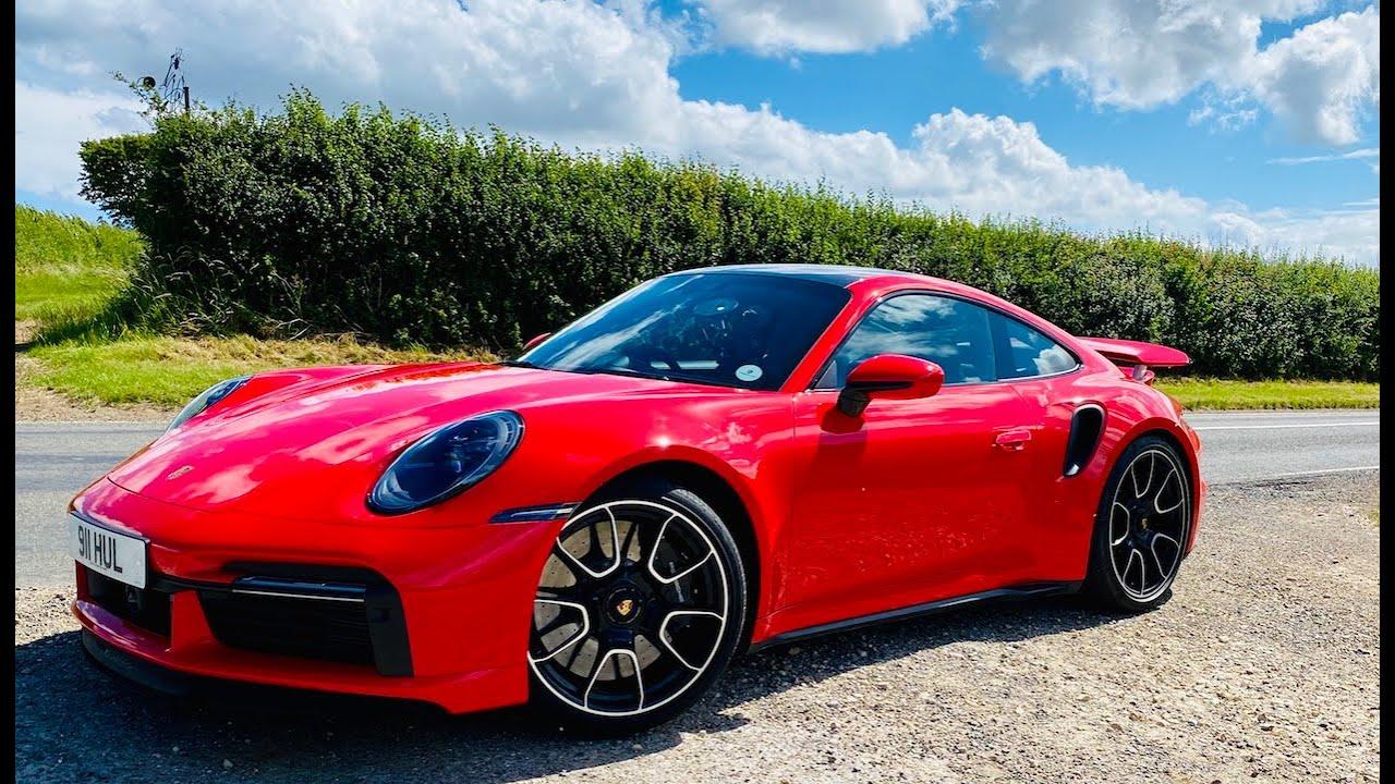 Ultimate Porsche Turbo – 2020 991 Turbo S Ride Along