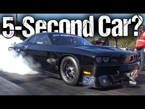 Vixen Twin Turbo Hellcat – 5-Second Quarter Mile