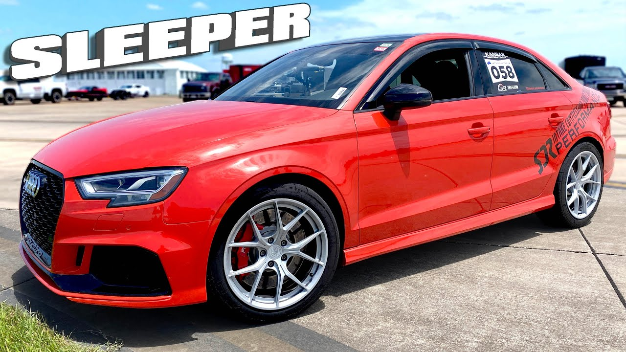 900HP Audi Sedan – 9-Second Street Sleeper