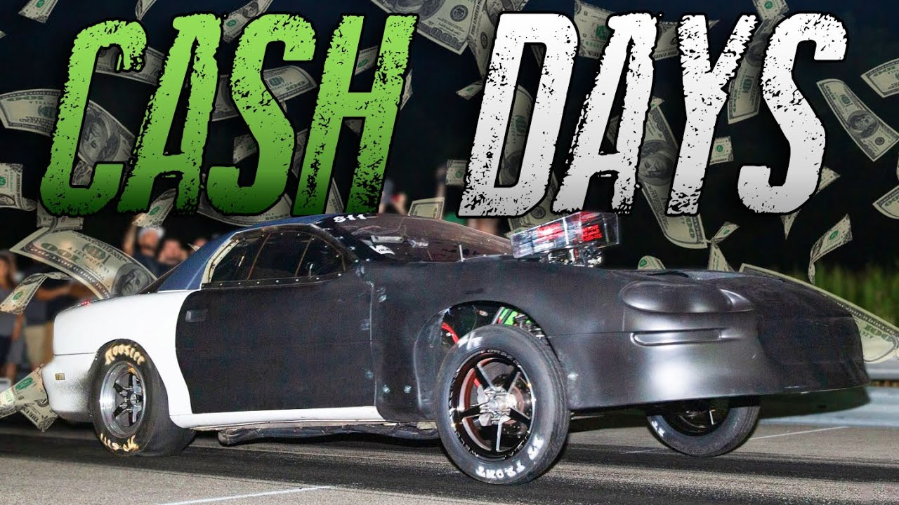 Legal Cash Days – Heads Up Drag Racing
