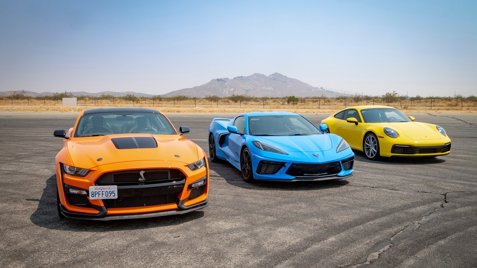 Mustang Terminator Vs Corvette