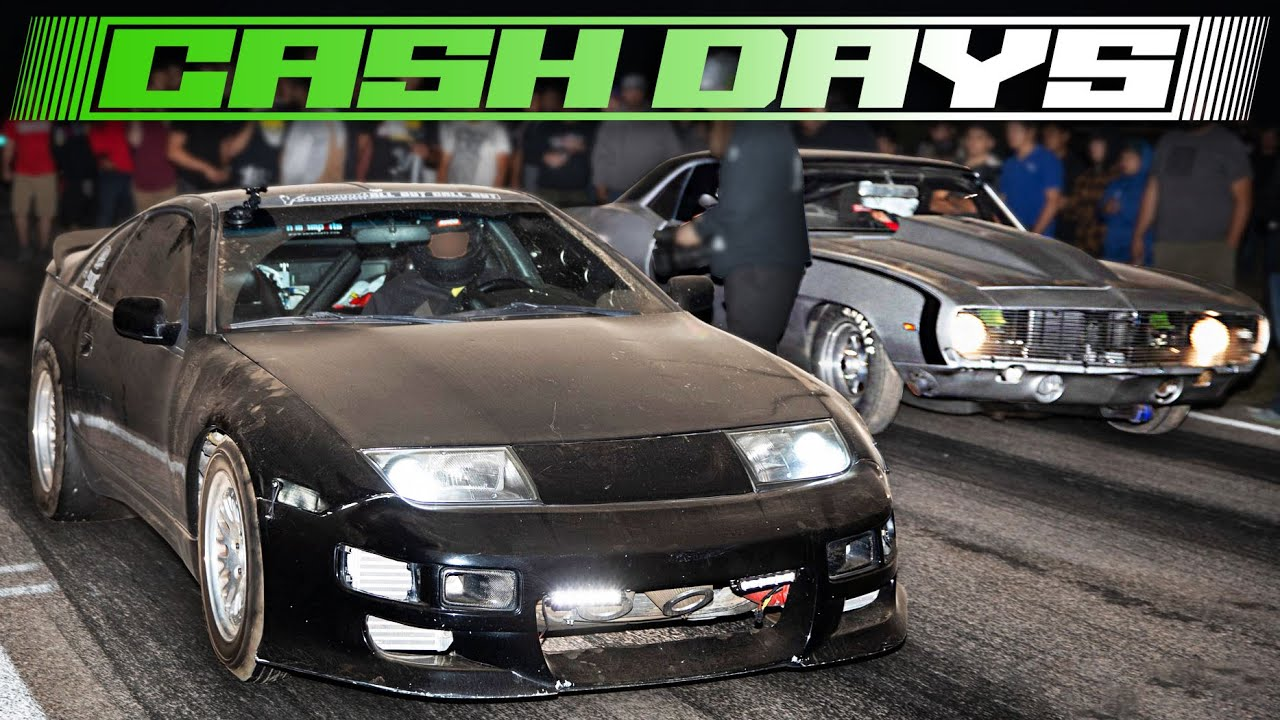 New Mexico Cash Days – 40 Cars and a $10000 Payday