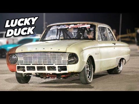 Turbo 1960 Ford Falcon – Street Car Takeover Tulsa
