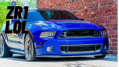 Whipple Mustang GT500 – Ride Along Street Hits