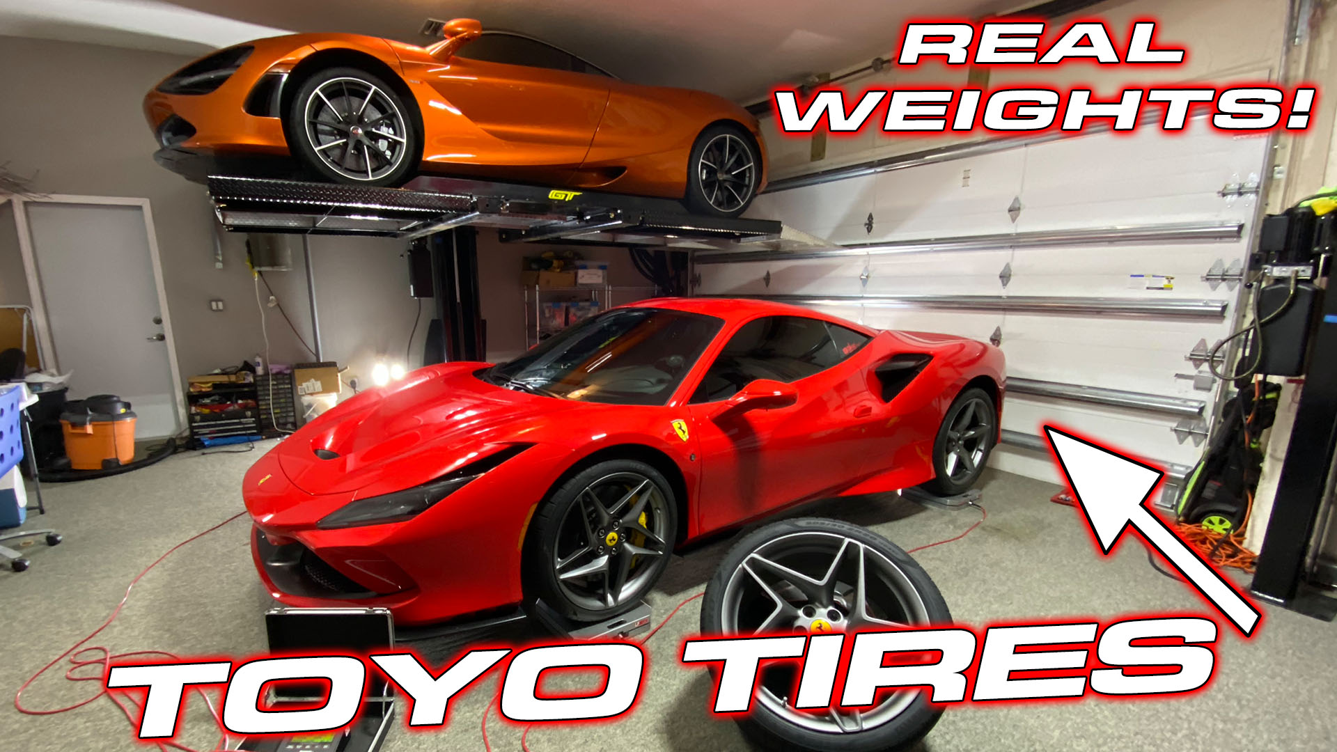 Ferrari F8 Tributo weight in pounds