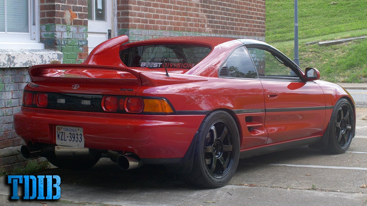 Hellcat Killer – 707HP Toyota MR2