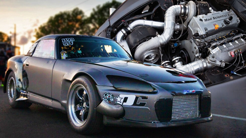 Mad Scientist Auto – Compound Turbo Honda S2000 SCT Atlanta