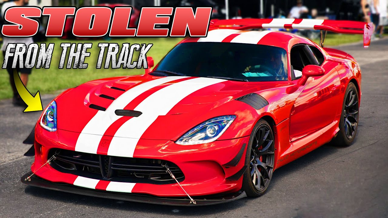 Missing – Calvo Built Dodge Viper ACR