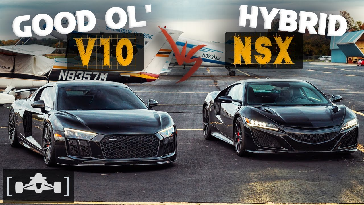 Hypercar vs. N/A Duel – Airstrip Dig and Roll