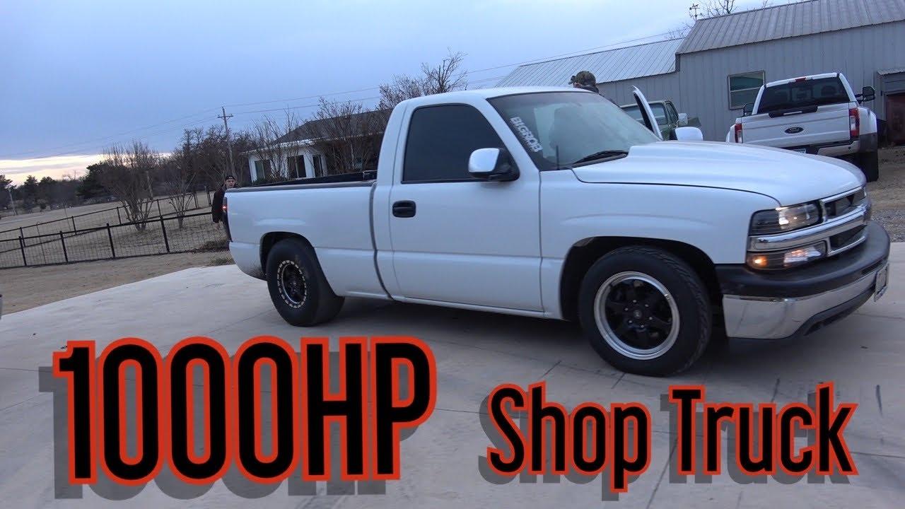 Oklahoma Street Sleeper – 1000WHP Chevy Silverado 1500