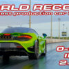 McLaren 765LT World Record 1/4 Mile